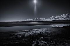 1 Nov 2018-2-Edit-Edit.jpg (wraithid) Tags: lighthouse sun sea clouds burryport