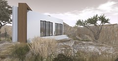 Grandeur Decor - Project - Great Victorian Desert (Jack Hanby - LTD Magazine stylist) Tags: passion architecture building constructing graphic design build white brown wooden structure nature overwhelming desert great victorian interests exterior further imagination