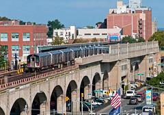 """Better Call Saul!"" (Erie Limited) Tags: queensny 7train r188 newyorkcitytransit newyorkcitysubway nyct newyorkcity"