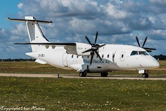 Rhein-Neckar Air D-CIRJ (U. Heinze) Tags: aircraft airlines airways airplane haj hannoverlangenhagenairporthaj eddv planespotting plane flugzeug nikon