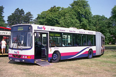 2003 - S993 UJA (Solenteer) Tags: firstmanchester 2003 s993uja volvo b10la wright eclipsefusion netley