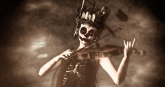 """Death dances around my bed at night."" - Frida Kahlo (kimmyridley) Tags: macabre prycemacabrehalloweenchallenge zibska thesecretaffair azoury collabo88 lepoppycock posefair izzies salem cureless groupgifts maitreya lelutka pendlehill secondlife bloggage secondlifeblog secondlifebloggers portrait creepy"
