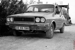 """Renault 12 """"Toros"""" (alexey & kuzma) Tags: 2018 renault 12 toros fujifilm xt20 monochrome turkey"""