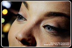 ZFF 2018 (314) Eyes of a Star (wilhelms swiss photography) Tags: zurichfilmfestival zürichfilmfestival2018 zürichfilmfestival celebrities famous blue beauty faces people eyes regard event blick movies film nataliedormer actress