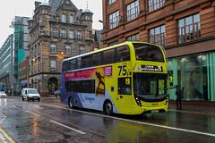 33204 SK68LWS First Glasgow (busmanscotland) Tags: 33204 sk68 lws first glasgow sk68lws ad adl alexander dennis e40d enviro 400 mmc enviro400 e400 e400mmc simplicity