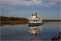 Raddampfer Baltic Star im Prerower Hafen (gynti_46) Tags: ostsee dars