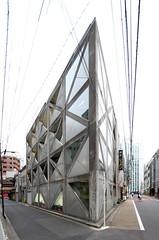 M Building, Toyo Ito (davidaewen) Tags: architecture tokyo japan m building toyo ito kanda