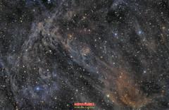 IFN Ariete (Maurizio Cabibbo) Tags: skynight space science stars sky astronomy astrophotography astro telescope long exposure nebula deepsky deep