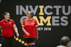 Invictus Games 2018 Team Canada (Soldier On Canada) Tags: sydney nsw australia aus