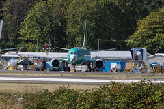 7193 737-8 Lucky Air (737 MAX Production) Tags: b737 boeing737max boeing boeing737 boeing7378 boeing7378max 71937378luckyair