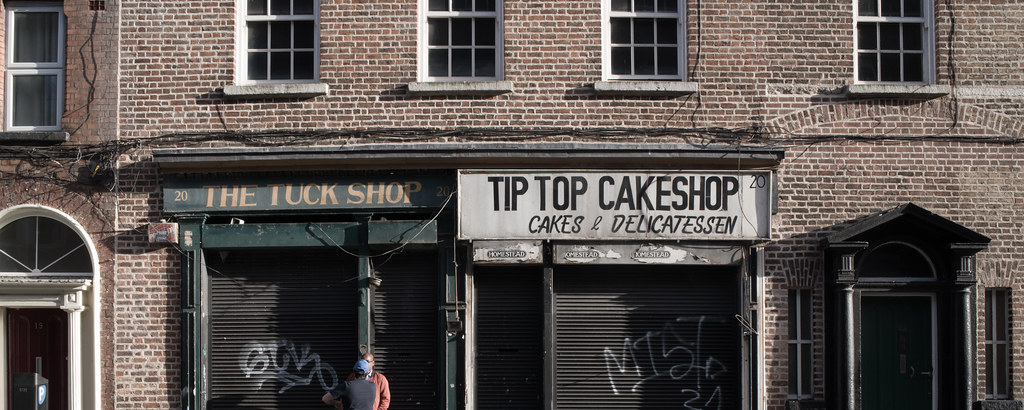 GREAT DENMARK STREET [THE TUCK SHOP AND TIP TOP CAKESHOP]-144971