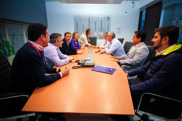 Firma de Convenio con Teleperformance y Selección de Becados en Esc. San José | OCT 2018