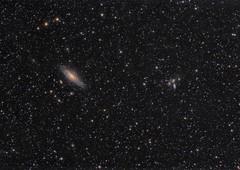 NGC7331 & Stephan's Quintet (Waskogm) Tags: astrofotografija astrophotography serbia srbija nostromo gornji milanovac opservatorija observatory universe univerzum svemir space cosmos kosmos nature dark night teleskop telescope maksutov skywatcher amateur astronomy astronomija aristarh aristarchus waskogm wasko vasilije ristovic galaxy cluster group galaksija grupa galakticka ngc7331 stephan's quintet