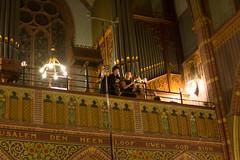 Concert Arjan Veen m.m.v. Adveniat Musica o.l.v. Rienk Bakker, St.-Agathakerk, Lisse, 6 oktober 2018. Foto: Alexander Schippers.