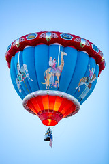 carousel balloon (Jeremy Royall) Tags: aibf2018 night patrol sunrise fiesta dawn mountains ascension 5d3 canon new mexico flame caro balloon carousel shape caros mass hot air albuquerque nm canonintheclouds newmexico unitedstates us