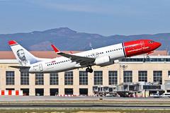 EI-FHX Boeing 737-8JP Norwegian Air International Aasmund Olavsson Vinje CS AGP 23-09-18 (PlanecrazyUK) Tags: lemg malaga–costadelsolairport malaga costadelsol eifhx boeing7378jp norwegianairinternational aasmundolavssonvinjecs agp 230918