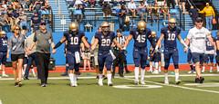 Pregame-3 (John Carroll Univ.) Tags: athletics fun homecoming president drjohnson homecoming2018 football americanfootball human people person sport sports team teamsport
