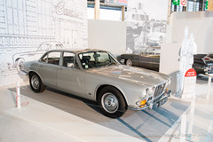 Jaguar XJ6 Berline - 1969 (Perico001) Tags: xj6 1969 auto automobil automobile automobiles car voiture vehicle véhicule wagen pkw automotive nikon df 2018 ausstellung exhibition exposition expo verkehrausstellung autoshow autosalon motorshow carshow paris parijs frankrijk france francia frankreich portedeversailles mondialedelautomobile2018 oldtimer classic klassiker exporoutesmythiques expositionhistorique sedan berline berlina saloon limousine jaguar daimler jaguarcarsltd coventry engeland england uk unitedkingdom greatbritain grootbrittannië