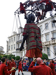 LITTLE BOY STOP 11 (CloudBuster) Tags: liverpool liverpools dream royal de luxe france nantes united kingdom culture october 2018 giant spectacular