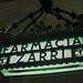 shop sign of farmacia Zarri