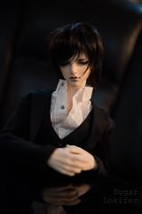Mister Doctor (Sugar Lokifer) Tags: abadon sleeping luts ssdf bjd ball jointed doll