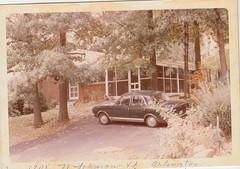 1970_11 1808 N. Johnson St. Arlington 03 (Ken_Mayer) Tags: mayer family vinsonhallclearout