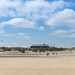 Brede stranden op Ameland