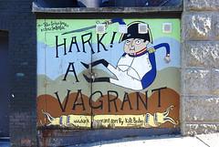 Hark! A Vagrant (Coastal Elite) Tags: harkavagrant katebeaton mural halifax novascotia history streetart book comic comics peterlockerbie chrislockerbie cartoonist kate beaton murals murale murales street art wallart napoleon bonaparte