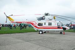 1014 PZL Swidnik W-3WA Sokol (SPRedSteve) Tags: 1014 w3 w3a w3wa sokol