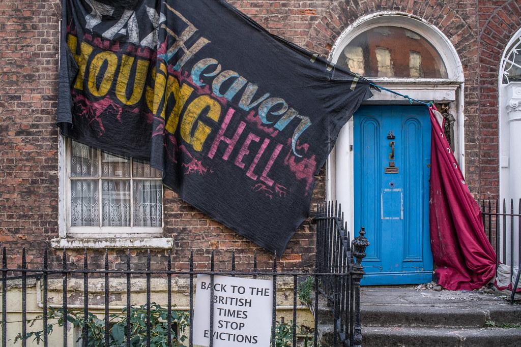 TAX HEAVEN HOUSING HELL [41 BELVEDERE PLACE DUBLIN]-144892