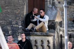 """29.09.2018 Köthen: Kundgebung """"Wir sind Köthen""""von Thügida/Wir lieben Sachsen (RechercheNetzwerk.Berlin) Tags: wirliebensachsen thügida alexanderkurth jenswilke davidköckert dierechte kategoriec neonazismus rassismus köthen"""