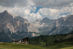 Towering up and falling down (strachcall) Tags: sudtirol corvara dolomites landscape pralongia mountains italy badia hills altoadige