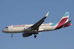 D-AIZT (LIAM J McMANUS - Manchester Airport Photostream) Tags: daizt eurowings ewg ew airbus a320 320 airbusa320 manchester man egcc