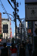 Roppongi streets (¡Carlitos) Tags: asia japan tokyo kantō roppongi minato japon 六本木 日本 東京 港区 関東地方 minatoku tōkyōto jp