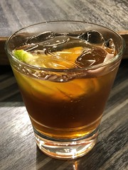 Glass of Cocoa Cola (mytripsandraces) Tags: taiwan 2018 internationalchocolateawards cacao chocolate