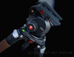 Manfrotto 504 HD. (joseramongonzalez544(Checha)) Tags: manfrotto fluid video leofoto iphone iphonexs rotula