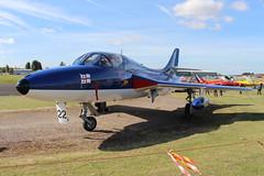 IMG_9634 (routemaster2217) Tags: northweald aviation aeroplane aircraft jetaircraft fighterjet jettrainer trainingaircraft royalnavy rn bz admiralsbarge canfieldhunterltd hawkerhuntert8b rollsroyceavon wv322 gbzse