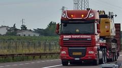 I - Manzi DAF XF 105 SSC (BonsaiTruck) Tags: manzi daf lkw lastwagen lastzug truck trucks lorry lorries camion caminhoes