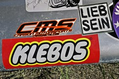 Klebos, Bridgeport, CA (Robby Virus) Tags: bridgeport california ca us395 sierras klebos lieb sein cms carson motorsports sticker slap guardrail overlook
