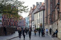 DSC_8810 (mkk3a) Tags: architektura latvia latvija riga ryga rīga svētājāņabaznīca ulica łotwa