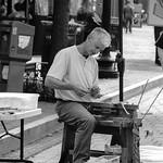 Vendor Making His Wares thumbnail