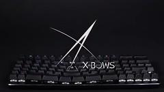 X-Bows Video Intro (xbows) Tags: keyboard mechanical ergonomic lighting rgb homeoffice desktop setup carpal tunnel rsi xbows workstation coding developer gateron html programmer