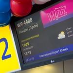 Открытие рейса Харьков-Лондон Wizz Air 13.11.2018