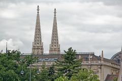 Vienna, Austria (wildhareuk) Tags: canon canoneos500d church skyline spire tamron18270mm austria tamron tower vienna vienna2018 img8379dxo