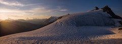 Early morning at Bivouac Iglo de Pantalons Blancs N°2 (Bernhard_Thum) Tags: bernhardthum thum alps leicam10 carlzeiss zm distagon3514zm nature wallis distagont1435