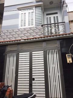 Nhà đẹp vào ở ngay 688/// Hương Lộ 2, Bình Tân