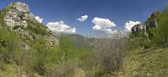 013 - eccolo la (TFRARUG) Tags: castellermo curenna liguria appennino apennines spring primavera prati fields church chiesetta trekking hike landscape panaorama