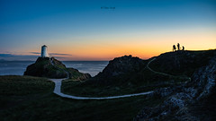 Getting the Picture (davenewby123) Tags: twrmawrlighthouse lighthouse anglesey penmonlighthouse fishingboats pebblescallabitch coast sea beach shore ocean seaside water southstacklighthouse cliff landscape davidnweby davenewby2 sonya7iii dave sunset grass