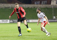 Lewes 2 Kings Langley 1 FAC replay 26 09 2018-316.jpg (jamesboyes) Tags: lewes kingslangley football nonleague soccer fussball calcio voetbal amateur facup tackle pitch canon 70d dslr