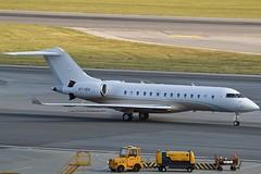 Qatar Executive A7-CEV Bombardier BD-700-1A11 Global 5000 cn/9534 @ LOWW / VIE 20-06-2018 (Nabil Molinari Photography) Tags: qatar executive a7cev bombardier bd7001a11 global 5000 cn9534 loww vie 20062018